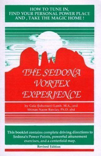New, The Sedona Vortex Experience, Johansen, Gayle,Barclay, Shinan, Book