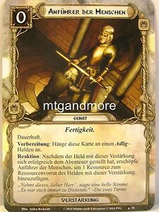 Sarumans Verrat 1x Theoden dt Lord of the Rings LCG #002