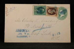 Pennsylvania-Allegheny-1881-Registered-Cover-to-Woodward-Nassau-St-NYC