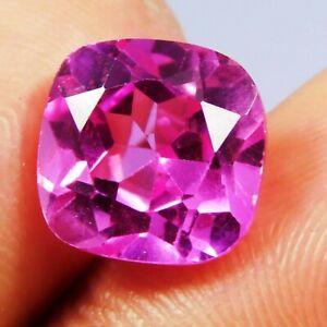 Natural-CERTIFIED-Cushion-Cut-5-Ct-Ceylon-pink-Sapphire-Loose-Gemstone