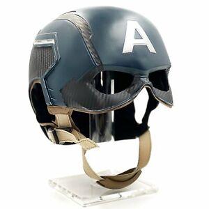 The Avengers Captain America FRP Hard Helmet 1:1 Costume Replica Halloween Props
