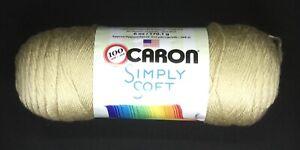 #120 170.1g Caron Simply Soft Aran Yarn