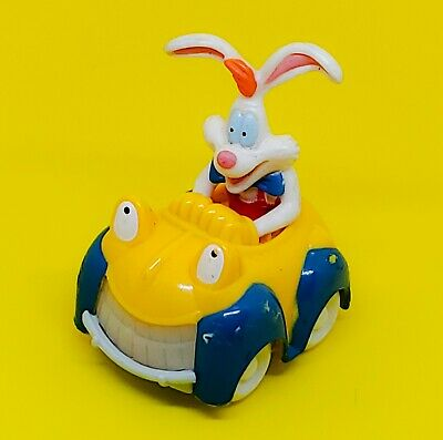 Vintage Disney/'s Toon town Rodger Rabbit View-Master Collector Car