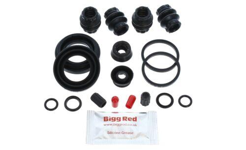 for Mini One Cooper JCW R55 R56 R57-R59 REAR Brake Caliper Seal Kit 3627