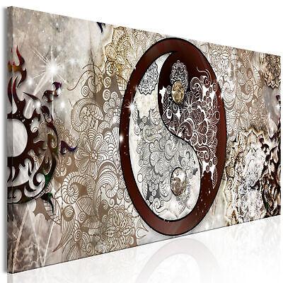 YUANJUN Puzzle 5 TLG Kunstdruck Modern Wandbilder Design Tapete Eingerahmt Bilder Drucke Leinwand Wandkunst Wohnkultur Gem?Lde Poster Mehrteilig XXL BMW M4 M Leistungsautoplakat