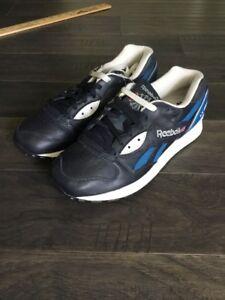 Reebok LX 8500 Shoes Sneakers Men s New Size 9.5 M40689 Blue  1270dbdc8