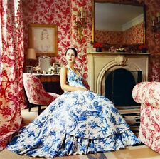 Carolina Herrera Couture Original Vogue Evening Gown~ Rare Fashion History
