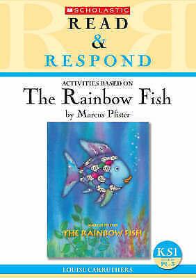 1 of 1 - Rainbow Fish Teacher Resource (Read & Respond), Very Good Condition Book, Carrut