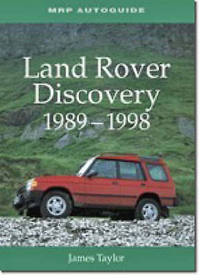1 of 1 - Land Rover Discovery 1989-1998 by James Taylor (Paperback, 1999)