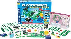 thames kosmos electronics advanced circuits educational science rh ebay com