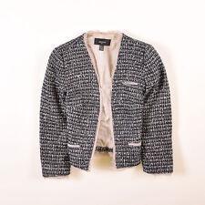 Mango Damen Sakko Jacke Blazer Anzug Gr.S (DE 36) Mehrfarbig, 44550