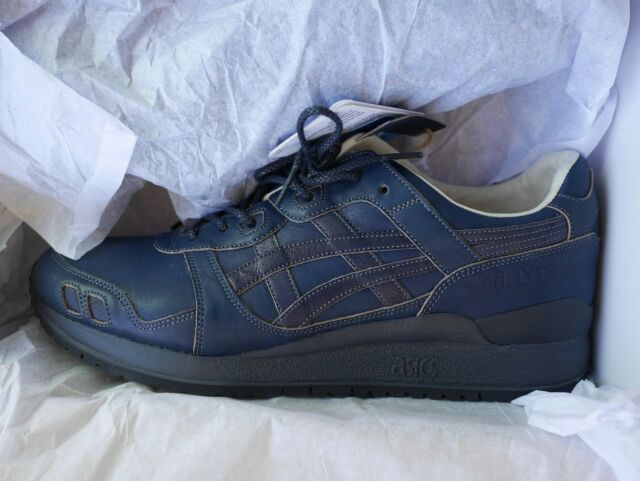 newest 592ff 65c8d Made in Japan ASICS Tiger Gel-lyte III KOAI Genuine Leather Size US 10 Hl727