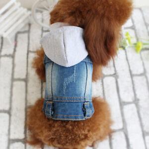 Blue-Jean-Cat-Dog-Jacket-Denim-Coat-Small-Puppy-Hoodie-Vest-Pet-Clothes-XS-XXL