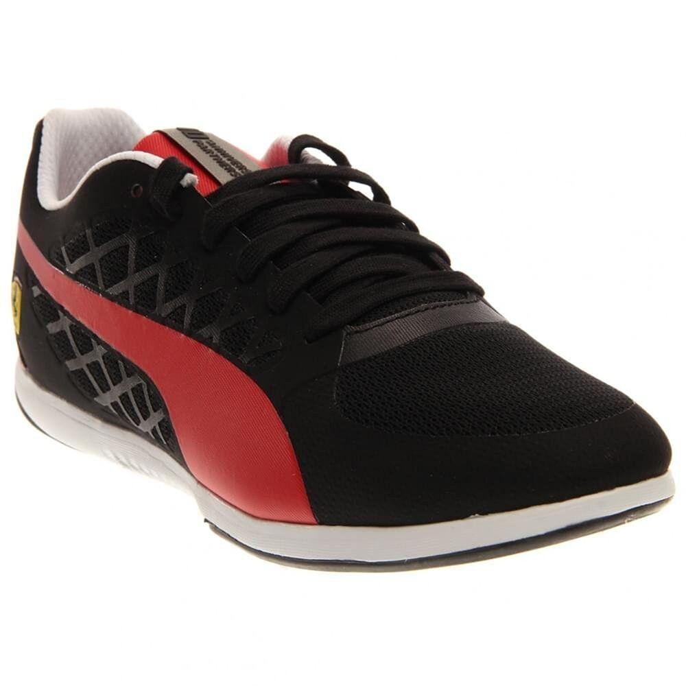 Puma homme Valoroso 2-SF 10 noir/Red athlétique chaussures