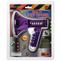 Multi Voice Changer By Toysmith, Change Your Voice With 8 Different Modifiers