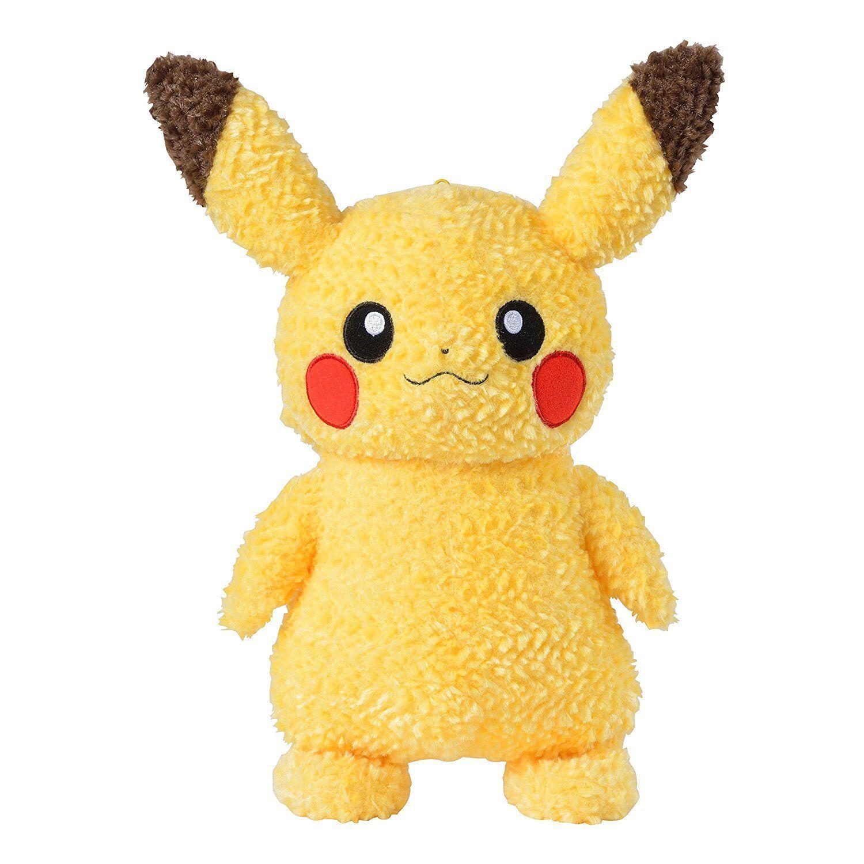 Pokemon Center Original Limited Plush Doll Pikachu's Closet JAPAN OFFICIAL