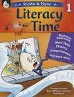 Rhythm & Rhyme Literacy Time Level 1 (Level 1) by Karen Brothers (Paperback / softback, 2015)