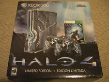 Xbox 360 Halo 4: Limited Edition S Console System 320G Special Hard to Find Rare