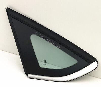 NAGD Compatible with 2013-2020 Ford Fusion 4 Door Sedan Driver Side Left Front Door Window Glass