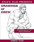 Kyle's B&b Presents Drawings of Drew by Greg Fox 9780692215159 Paperback 2014