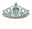 UK Kid fashion Princess Cosplay ANNA Girls Dress Queen Costume Fancy Dress Crown