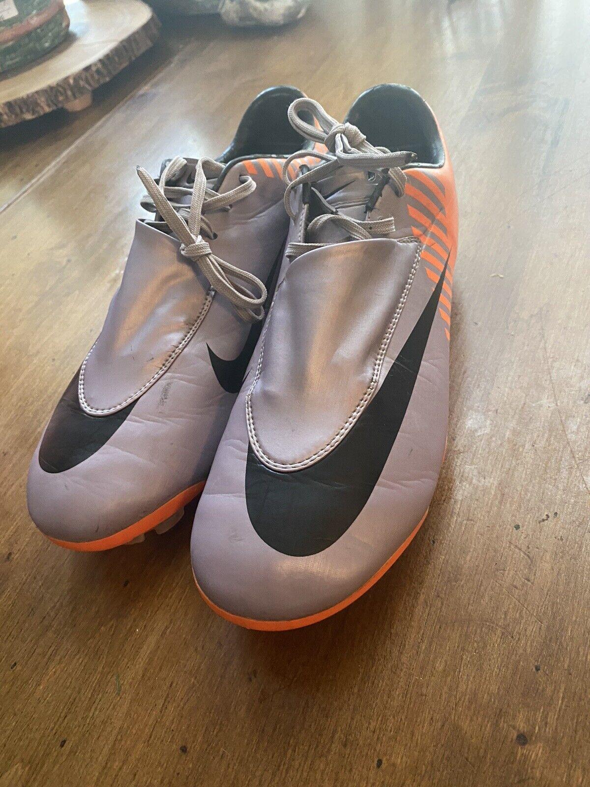 esencia menos Fragante  Nike Mercurial Vapor VI WC 2010 World Cup US 10.5 Soccer Cleats for sale  online | eBay