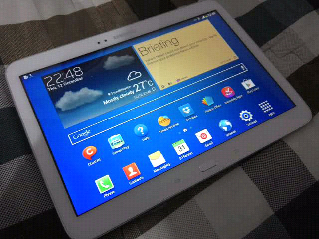 SAMSUNG TAB 3 16GB 10 INCH *WIFI ONLY* SELL OR SWAP