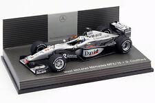 David Coulthard McLaren mp4/15 #2 formula 1 2000 1:43 Minichamps