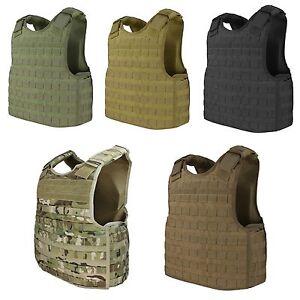 Condor-DFPC-Tactical-MOLLE-PALS-Modular-BALCS-SPEAR-Defender-Plate-Carrier-Vest