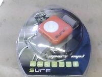 Surf Sport Exercise Portable Mp3 With Head Phones Arm Band