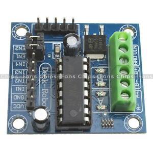 Para Arduino UNO MEGA 2560 R3 Mini L293D Módulo Escudo Motor Drive placa de expansión
