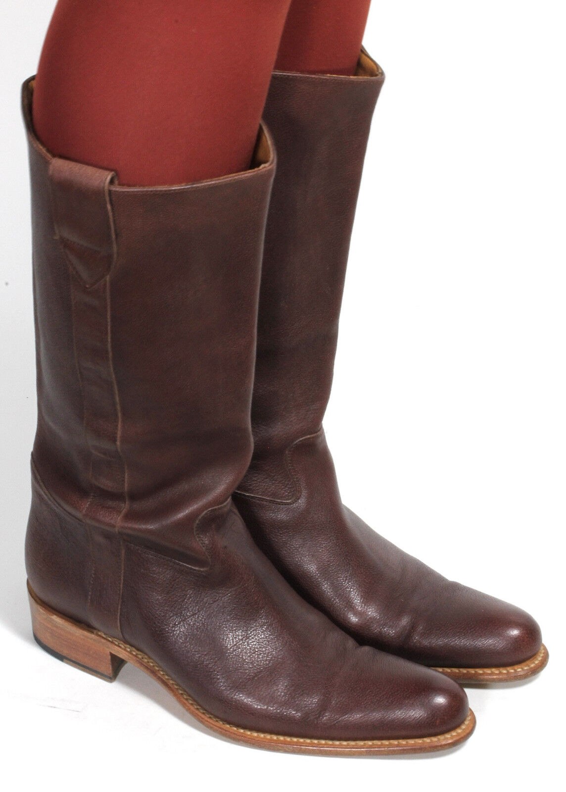 Western botas botas de de de vaquero solchaga style free lance señora botas 38,5 - 39  hasta un 65% de descuento