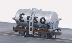 Peco-NR-P161-N-Gauge-Petrol-Tank-Wagon-ESSO
