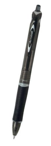12x Pilot Acroball Kugelschreiber Schreiber Stift Druckkugelschreiber schwarz