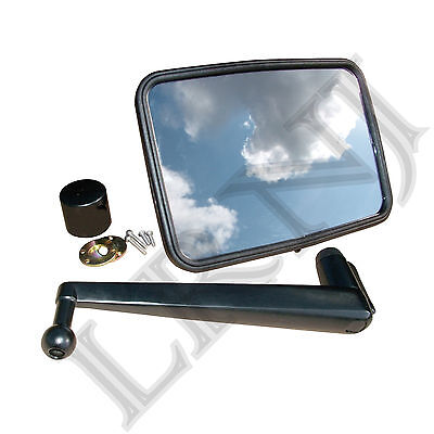 Land Rover Defender 90 110 Side Exterior Rear View Mirror Glass Set of 2 Genuine