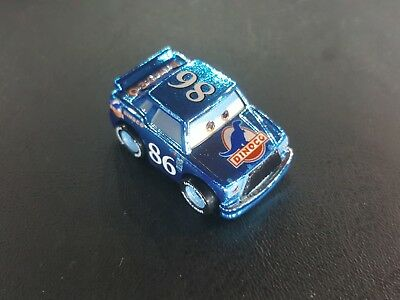 DISNEY PIXAR CARS DIE CAST MINI RACERS METALLIC DINOCO CHICK HICKS #46 FREE SHIP