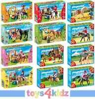 Playmobil® Reiterhof Pferde 5516 - 5521, 5107 - 5112 Zum Auswählen Neu / Ovp