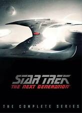 STAR TREK: THE NEXT GENERATION - THE COMPLETE SERIES (NEW DVD)