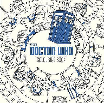 1 of 1 - Doctor Who: The Colouring Book (Paperback), 9780141367385