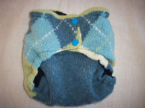 You choose color and weight MamaBear One Size Wool Diaper Cover Wrap