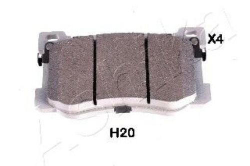 ASHIKA Bremsbeläge Bremsbelagsatz Bremsklötze Vorne 50-0H-H20 Hyundai Genesis