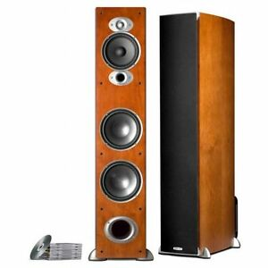 RTiA7-CHERRY-Tower-Loudspeaker-Polk-Audio-EACH