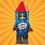 LEGO-71021-Series-18-MINIFIGURES-17-FACTORY-SEALED-Set-Party-Theme-CMF-Complete thumbnail 4