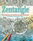 Zentangle: The Inspiring and Mindful Drawing Workbook with Over 70 Practice Tiles by Jane Marbaix (Paperback / softback, 2015)