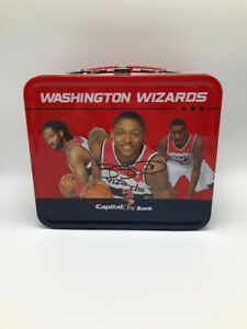 the latest 51c82 b2fc6 Image is loading NBA-WASHINGTON-WIZARDS-Bradley-Beal-3-Autographed-Lunch-