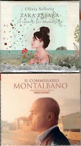 IL-COMMISSARIO-MONTALBANO-EDITION-4CD-NUOVO-FRANCO-PIERSANTI-OLIVIA-SELLERIO