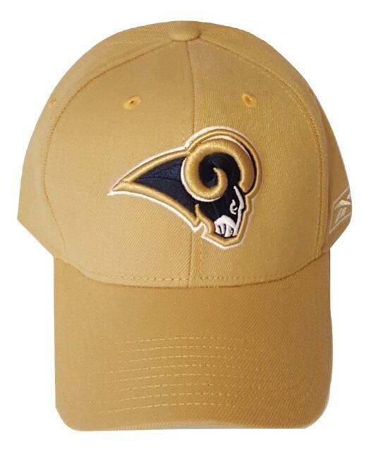 1dbb72740 Buy Reebok Los Angeles La Rams Hat Flexfit Structured Sideline Cap ...