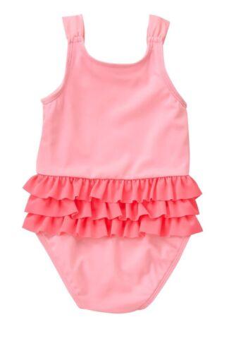 NWT Gymboree Girl Swim Shop Pink Bird 1-Piece Swimsuit 2T 3T 4T 5T
