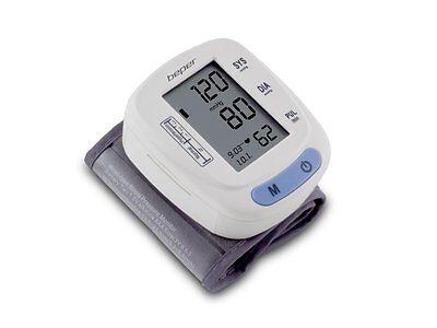 Beper Senioren Handgelenk Blutdruckmessgerät Blutdruckmesser 120 Speicherplätze