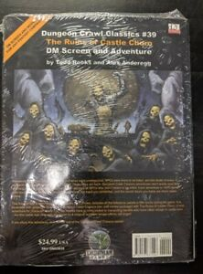 1x-Dungeon-Crawl-Classics-39-The-Ruins-of-Castle-Churo-New-Near-Mint-dungeon-C